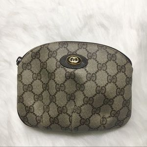Gucci Accessory Collection Vintage Cosmetic Bag